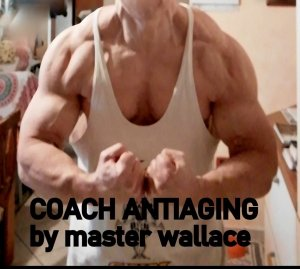 Coach anti aging by master wallace