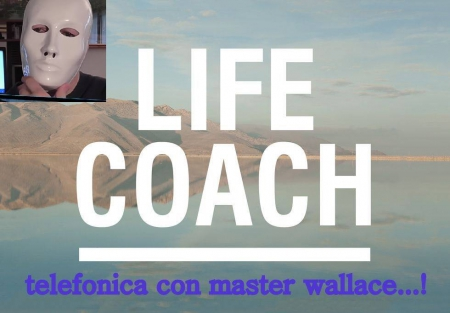 LIFE COACH TELEFONICA CON MASTER WALLACE