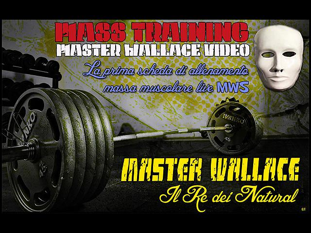 Mass Training Live: allenamento massa muscolare chest day VIDEO
