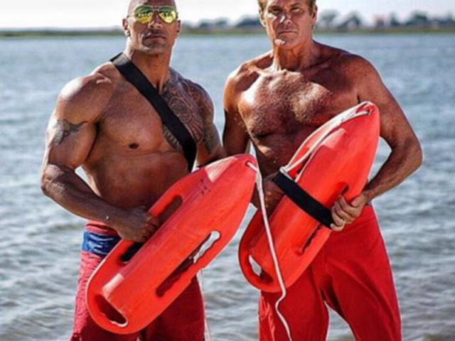 ​Baywatch il film con Dwayne Johnson