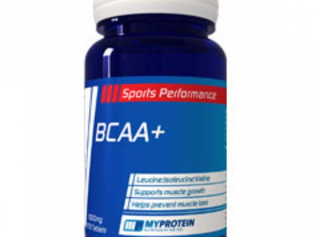 bcaa plus my protein wallace veritas