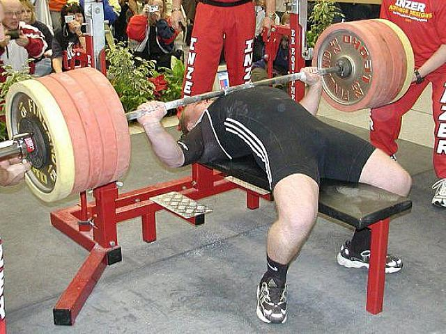 bench press doping o natural..?