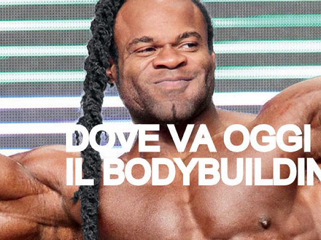 VIDEO Il bodybuilding estremo naturale ha un futuro?