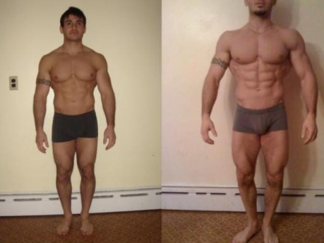 bodybuilding natural e fede in se stessi..!