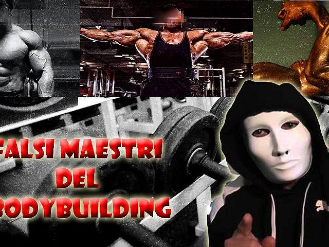 I falsi maestri del bodybuilding natural VIDEO