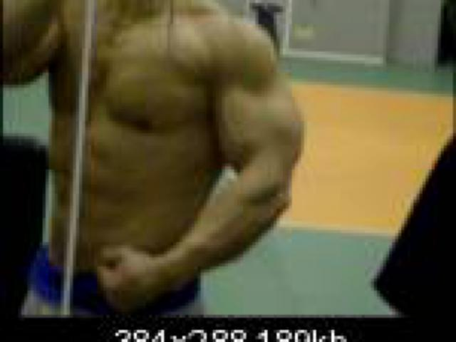bodybuilding super nature..! (master wallace motivation)
