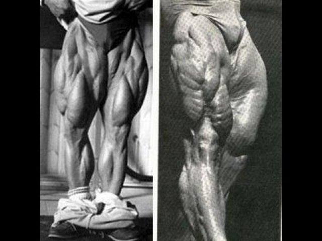 Come Definire I Muscoli Delle Gambe