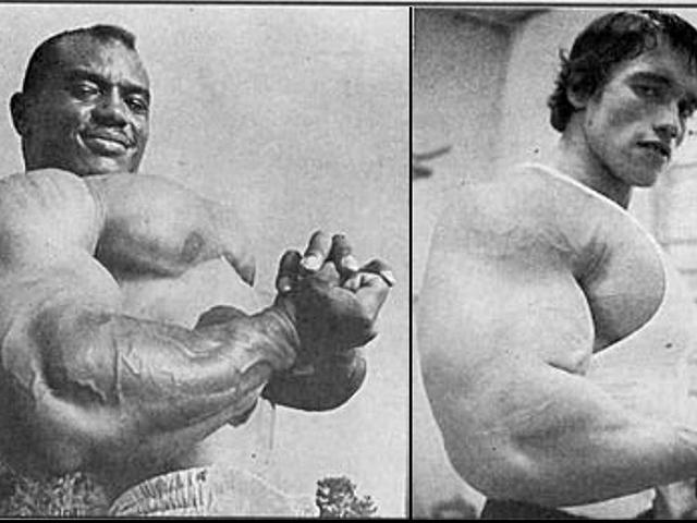 Strategie sul come ingrossare le braccia naturalmente