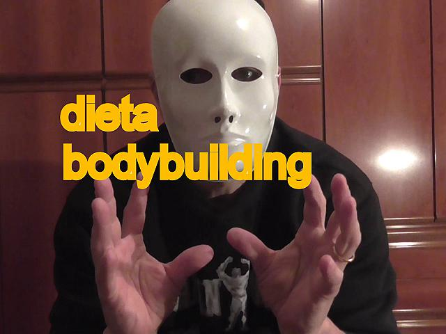 dieta e bodybuilding VIDEO