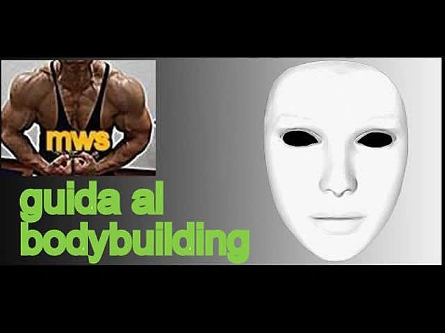 guida al bodybuilding VIDEO
