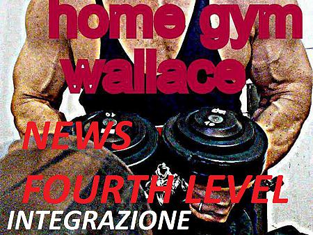 (Integrazione) home gym tecniche wallace upgrade fourth level