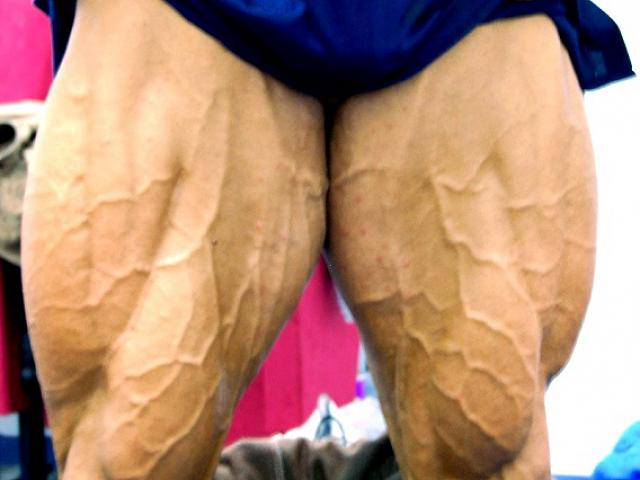 legs show in the gym..! simple training