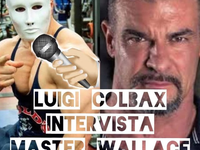 VIDEO ecco Luigi Colbax che intervista Master Wallace!