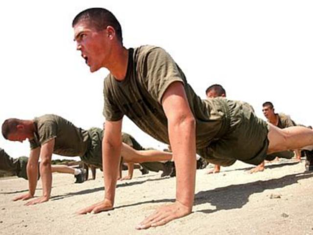 Marines Workout