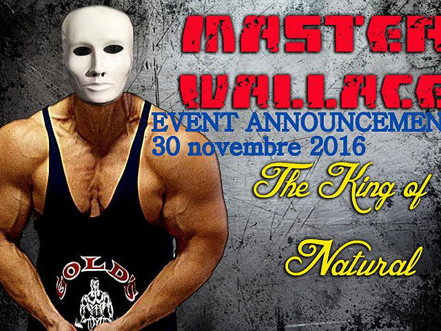 Massa muscolare event announcement VIDEO 30.11.2016.