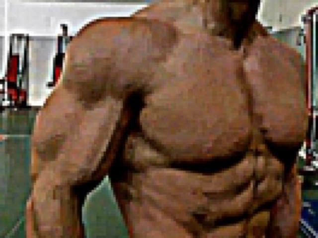 master wallace profeta del bodybuilding natural