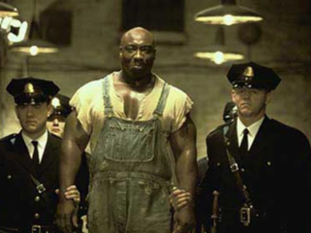 Michael Clarke Duncan..mister Coffee.. The Big Actor