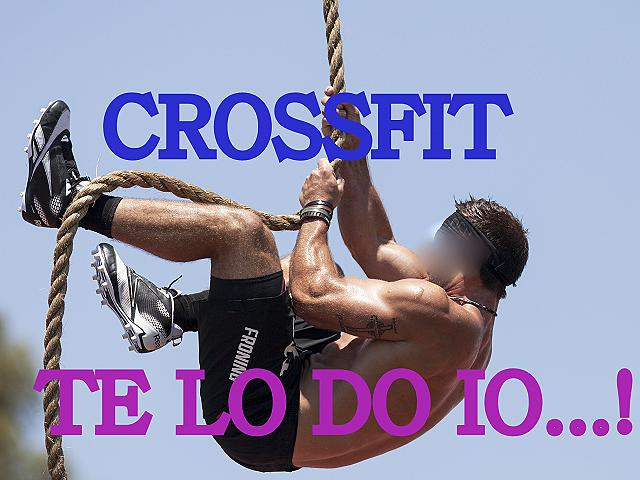 crossfit cos'è secondo master wallace VIDEO