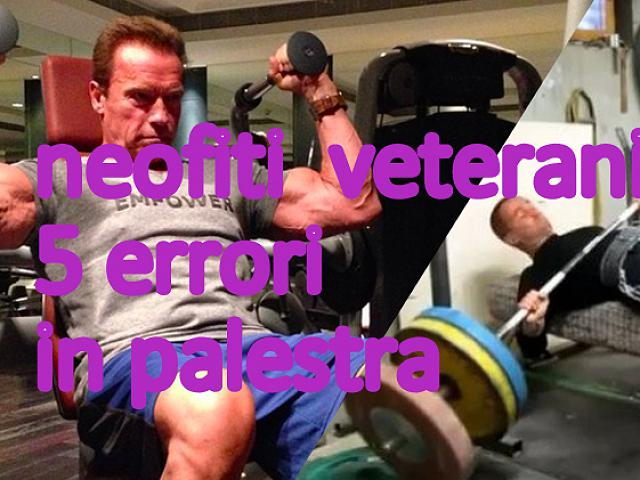 Prima volta in palestra e veterani 5 errori gravi VIDEO