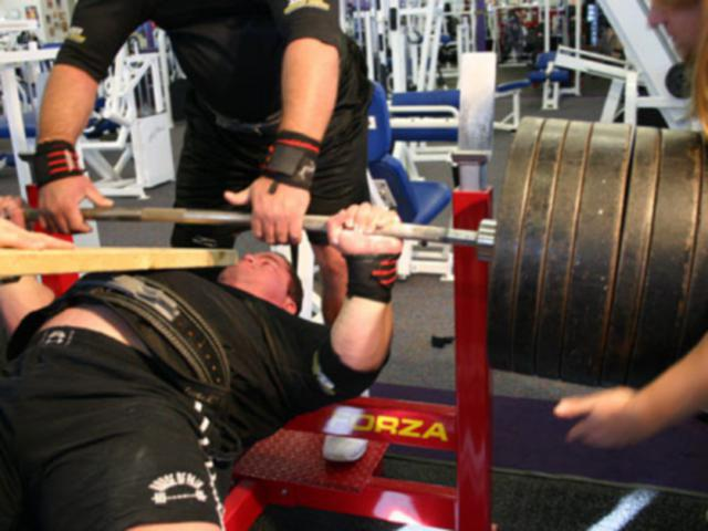 record bench press? Ecco come fare