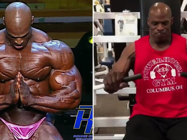 ronnie coleman surgery il parere di wallace