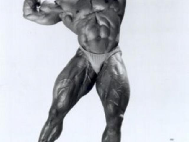 Ronnie Coleman... Force or Pump?