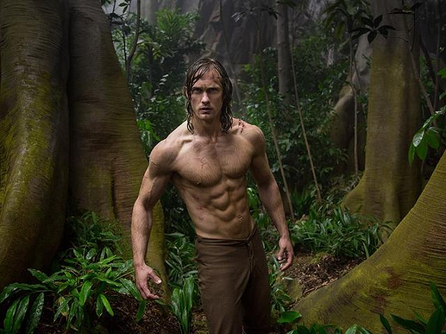 The legend of tarzan il trionfo del calisthenics?