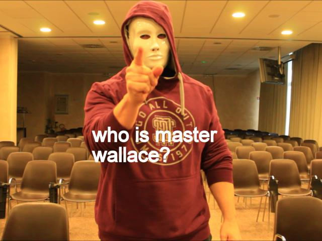 Chi è master wallace special professional VIDEO